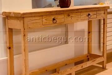 antic-begur-mesa-pino-recuperada-consola-cliente-antic-begur-6