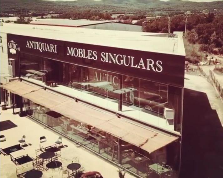 ANTIC BEGUR MOBLES SINGULARS