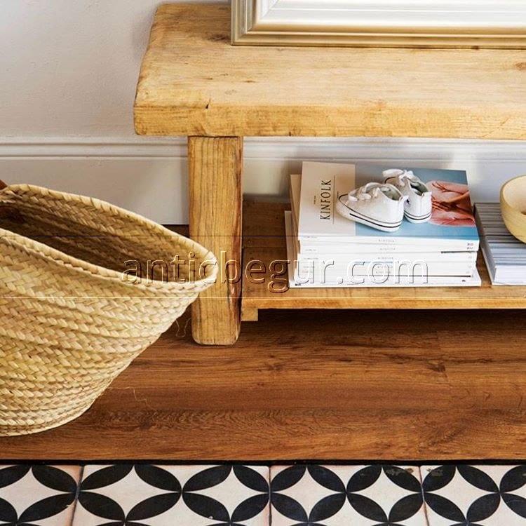 bancos madera recuperada-artesanos madera ANTICBEGUR