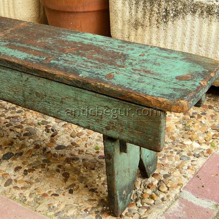 bancos madera recuperada-artesanos-madera ANTICBEGUR
