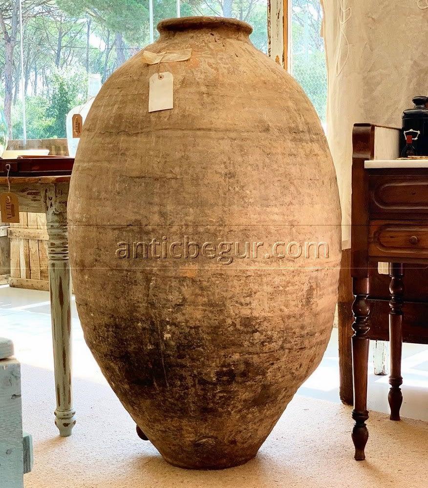 Antigua tinaja para vino 1750